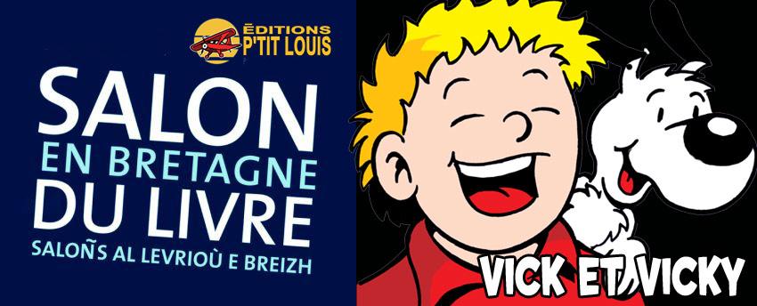 Meilleures ventes de la bande dessin e vick et vicky - Salon du livre de saint louis ...