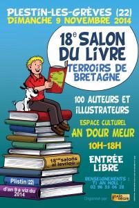 Salon du livre terroirs de bretagne vick et vicky - Salon du livre de saint louis ...