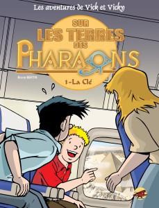 Pharaons en BD