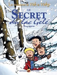 Secret du lac Gelé-BD