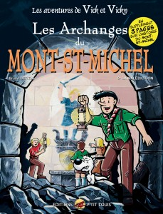 BD sur le Mont-Saint-Michel