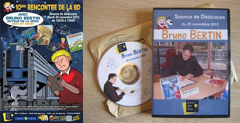 video-souvenir-dedicace-bd