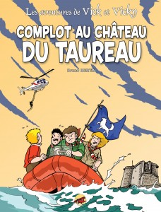 Château du Taureau en BD